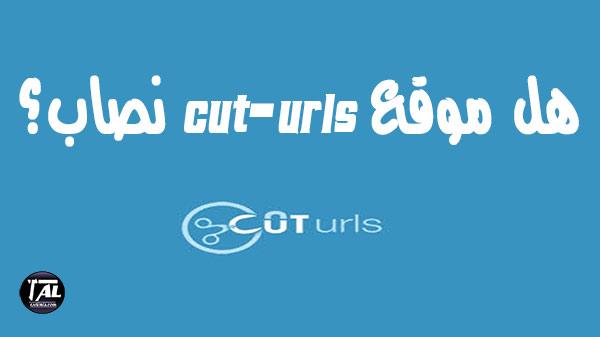 موقع, Cut-Urls ,هل ,هو, نصاب, ؟ ,