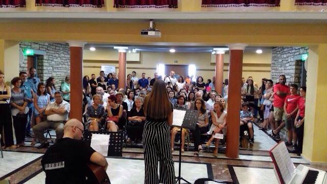 Το Σύγχρονο Ωδείο Ηγουμενίτσας ταξιδεύει…