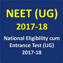 NEET 2017 Online Application Form & Exam Date Declared