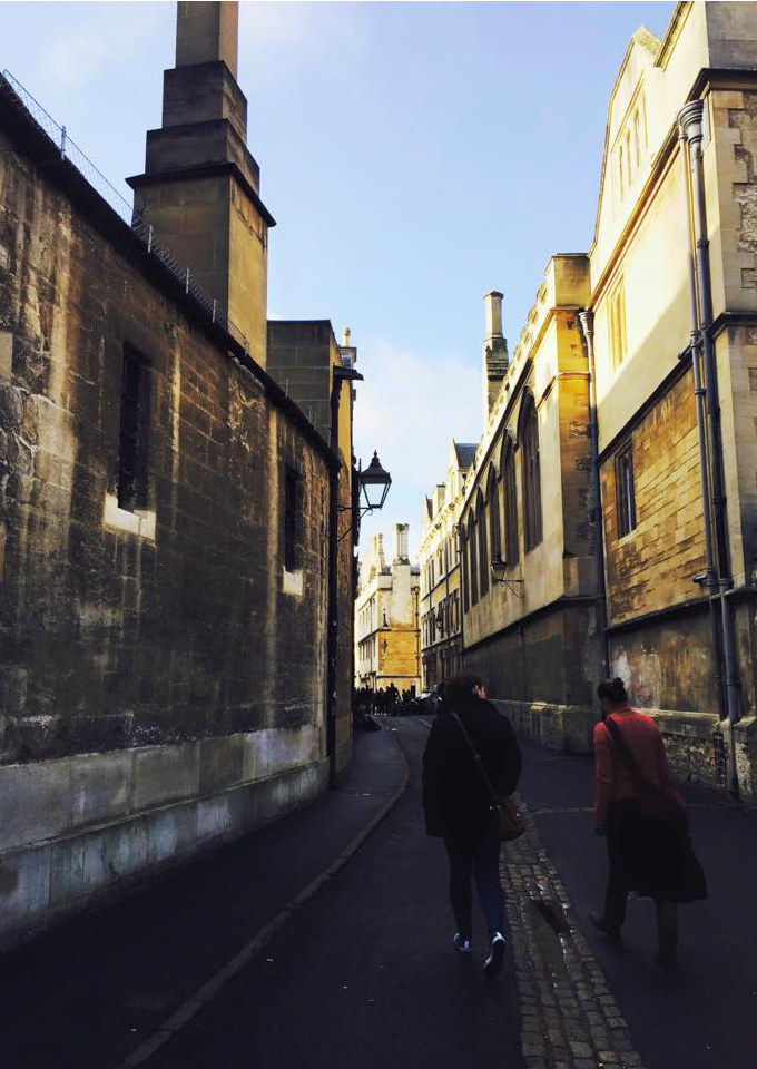 Semester Abroad: A Day in Oxford, England   Organized Mess
