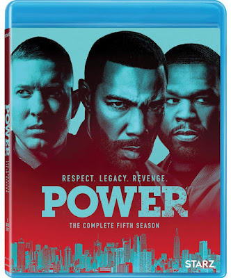 Power Season 5 Blu Ray