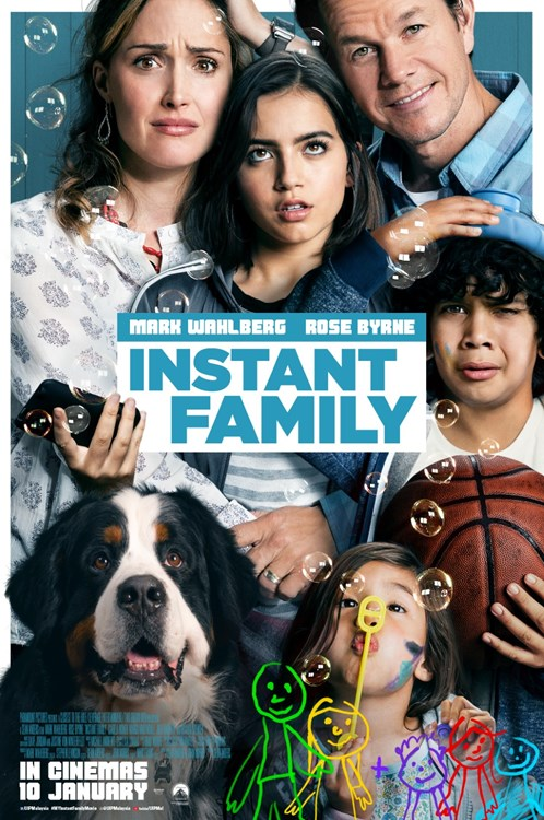 Review Filem Instant Family