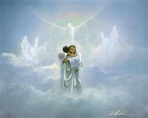El cielo te espera - Cristo con los brazos abiertos