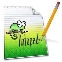 Notepad++ 7.5.6 poster box cover