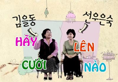 Phim Hãy cười lên nào -Kimchi Cheese Smile
