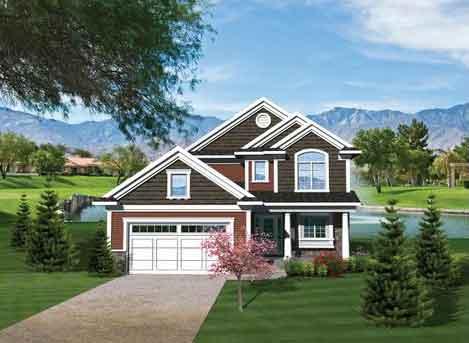 Planos Casa Habitacion De Dos Plantas Proyectos De Casas - Fachada-de-casas-de-dos-plantas