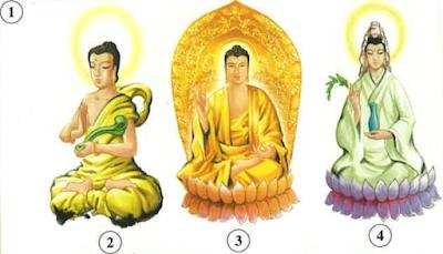Từ vựng : Tôn giáo Tiếng Trung 宗教