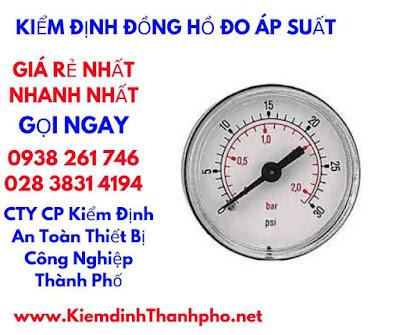 cấu tạo của đồng hồ đo áp suất