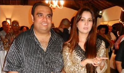 kim sharma husband