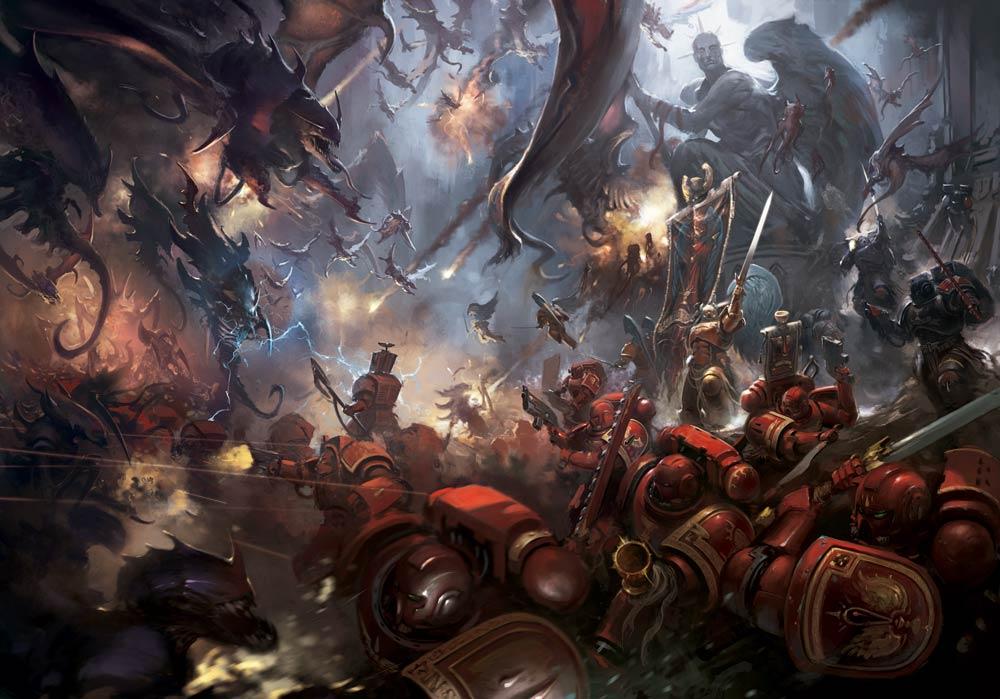 Blood Angels Narrative Games: Devastation of Baal - Wargaming Hub