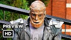 """Doom Patrol """"Robotman"""" (HD), Série de Super Heróis da DC"""