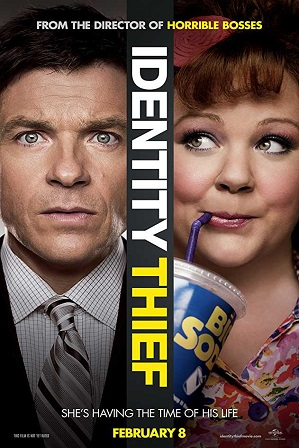 Identity Thief (2013) 350Mb Full Hindi Dual Audio Movie Download 480p Bluray thumbnail