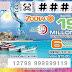 Lotería Nacional. Sorteo Zodiaco No. 1447 del domingo 28 de julio de 2019