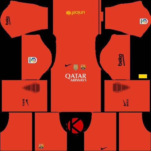 Barcelona kits 2016 2017 - Dream League Soccer 2017   FTS15 - Kuchalana 71d34abe6