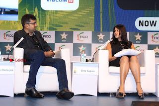 Ekta Kapoor Anurag Kashyap & Ramesh SippyAt at FICCI FRAMES 2017  0103.JPG