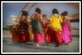 Tari Dero Tarian Tradisional Dari Sulawesi Tengah