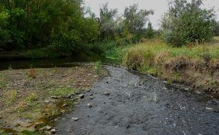 Клебан-Бик. Місце зляття річок Кривий Торець і Бичок