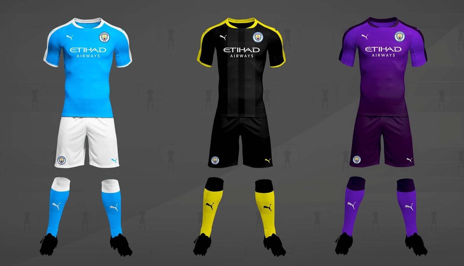 Best Of 13 Unique Puma Manchester City 19 20 Concept