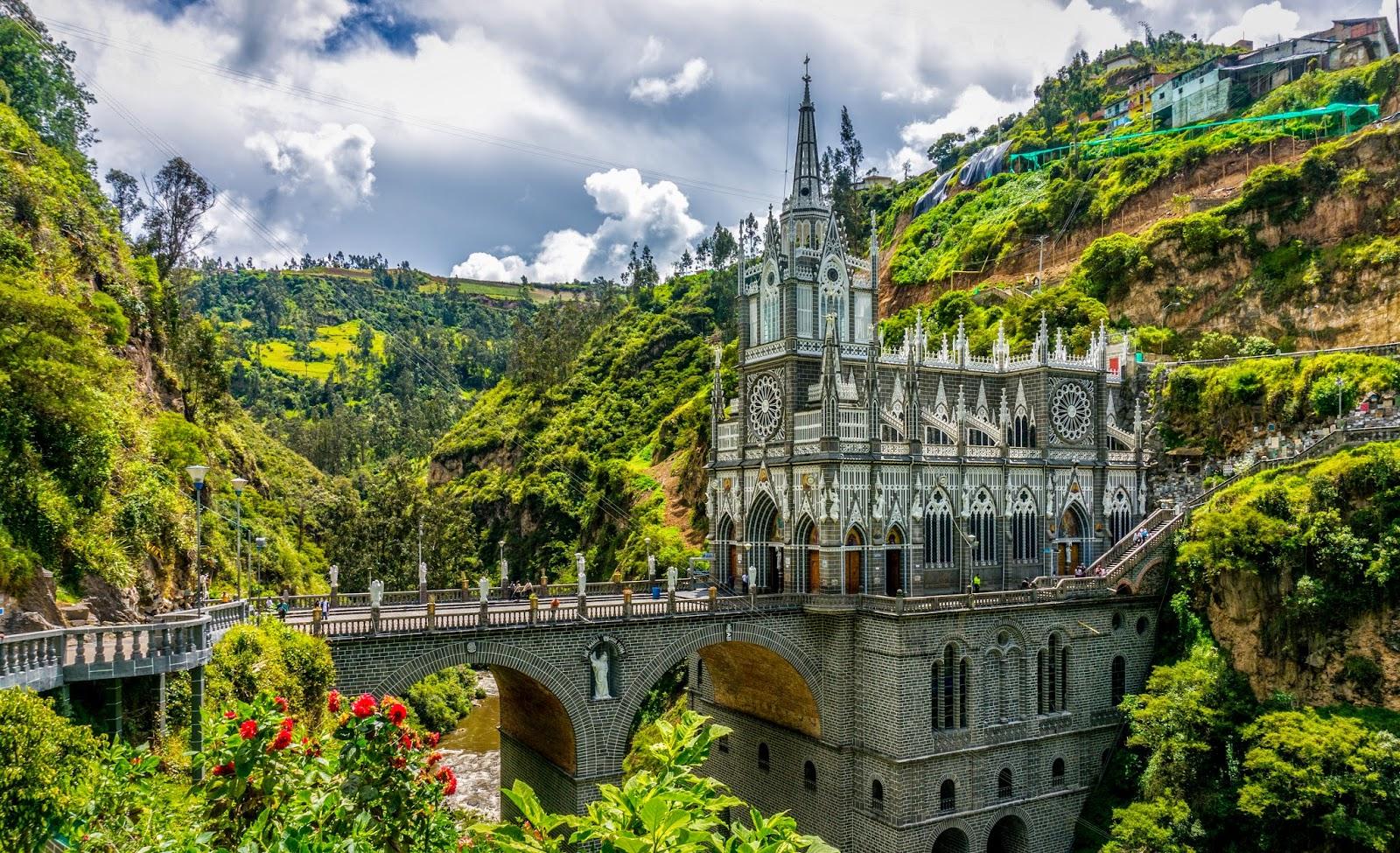 Amado Santuário de Las Lajas na Colômbia | Dicas das Américas CL57