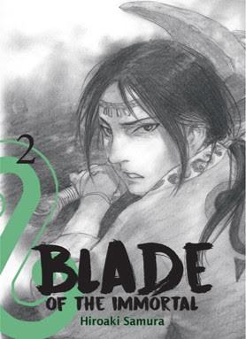 Blade of the Immortal 2- Hiroaki Samura