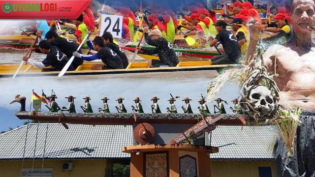 Marudi Baram Regatta Dan Festival Pemburu Pengal Kepala Manusia