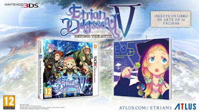 The Etrian Odyssey V Beyond The Myth