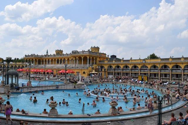 spas budapest visit