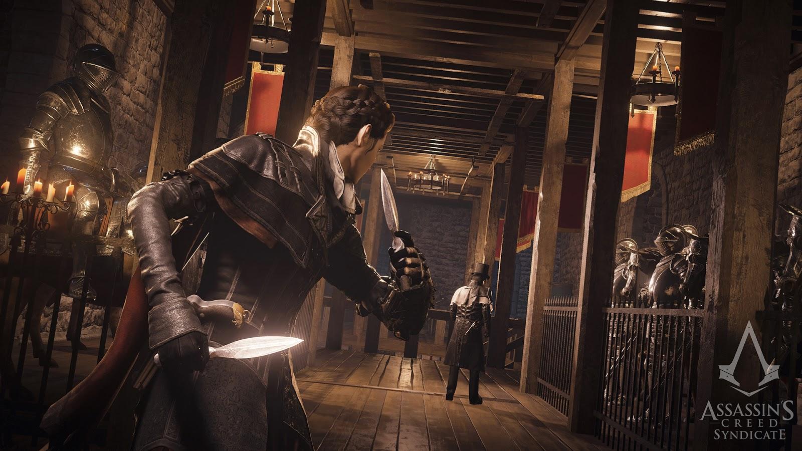 Gamescom 2015 Ac Syndicate Trailer And Screenshots Drm Gamecast