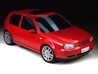 Bolha VW Golf VR6 GTI Tamiya 1/10 V5