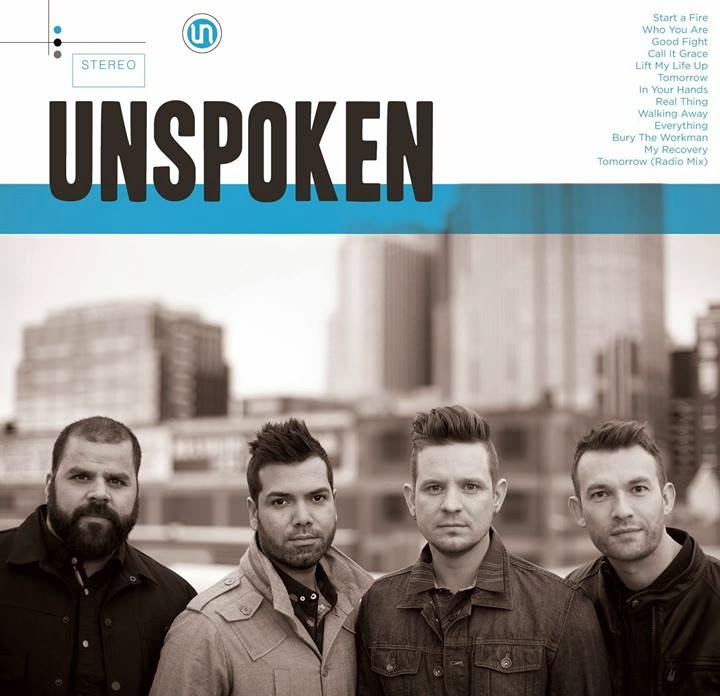 Unspoken - Unspoken 2014 English Christian Album Download