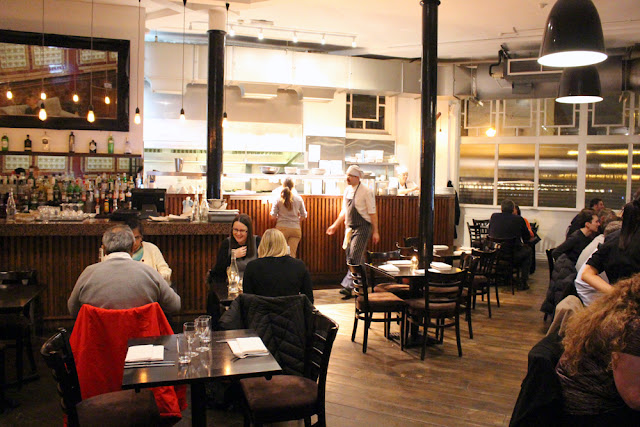 The Gate, vegetarian restaurant, Islington - London foodie - restaurants blogger