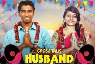Crosstalk Husband Episode 13 | Diwali Special | Funny Factory