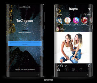 Instagram Transparent Edition v40.0.0.0.65 by StefanoYG [ Latest Version ]