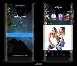 Instagram Transparent Edition v40.0.0.0.65 by StefanoYG [ Latest Version ]
