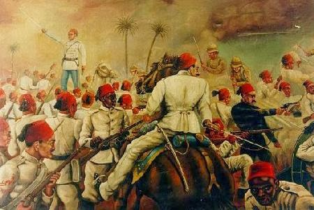 Urabi Revolt in Egypt
