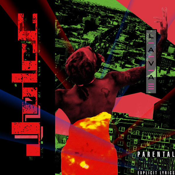 Flatbush Zombies - Lava (feat. Zombie Juice) - Single Cover