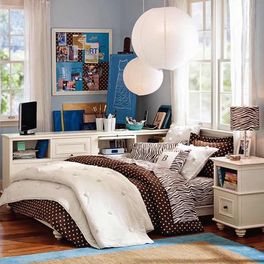 Cool dorm room ideas to make your room more charming - Dorm room bedding ideas ...
