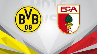 مباشر مشاهدة مباراة بوروسيا دورتموند وأوجسبورج بث مباشر 17-8-2019 الدوري الالماني يوتيوب بدون تقطيع