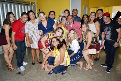 Ao som de Wander Souza e banda Festa das Mães do IDM foi sucesso abssoluto. Confira os clicks!