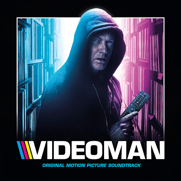 Various Artists - Videoman (Original Motion Picture Soundtrack) Cover