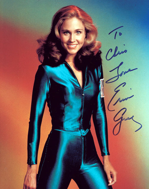 Space1970 Erin Gray The Ultimate Space Babe