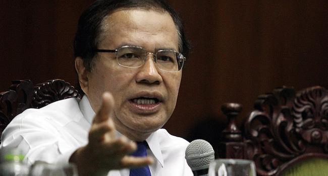 Bongkar Aliran Uang, Rizal Ramli: Ada Komisi 30 Dolar per Ton di Setiap Impor