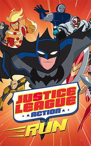 Justice League Action Run Android 1.0 Full Español