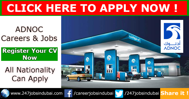Latest Job Vacancies at ADNOC Jobs and Careers