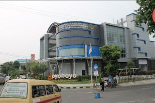 Cara Order Naik Gojek Grab di Terminal Joyoboyo Surabaya