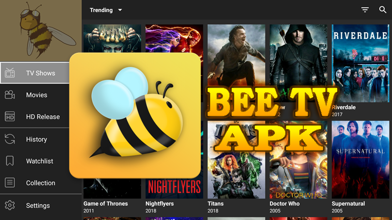 BeeTV APK: Watch Movies & TV Shows For Free On Android