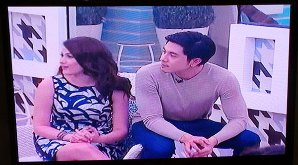 Bea Alonzo and Paulo Avelino on PBB All In