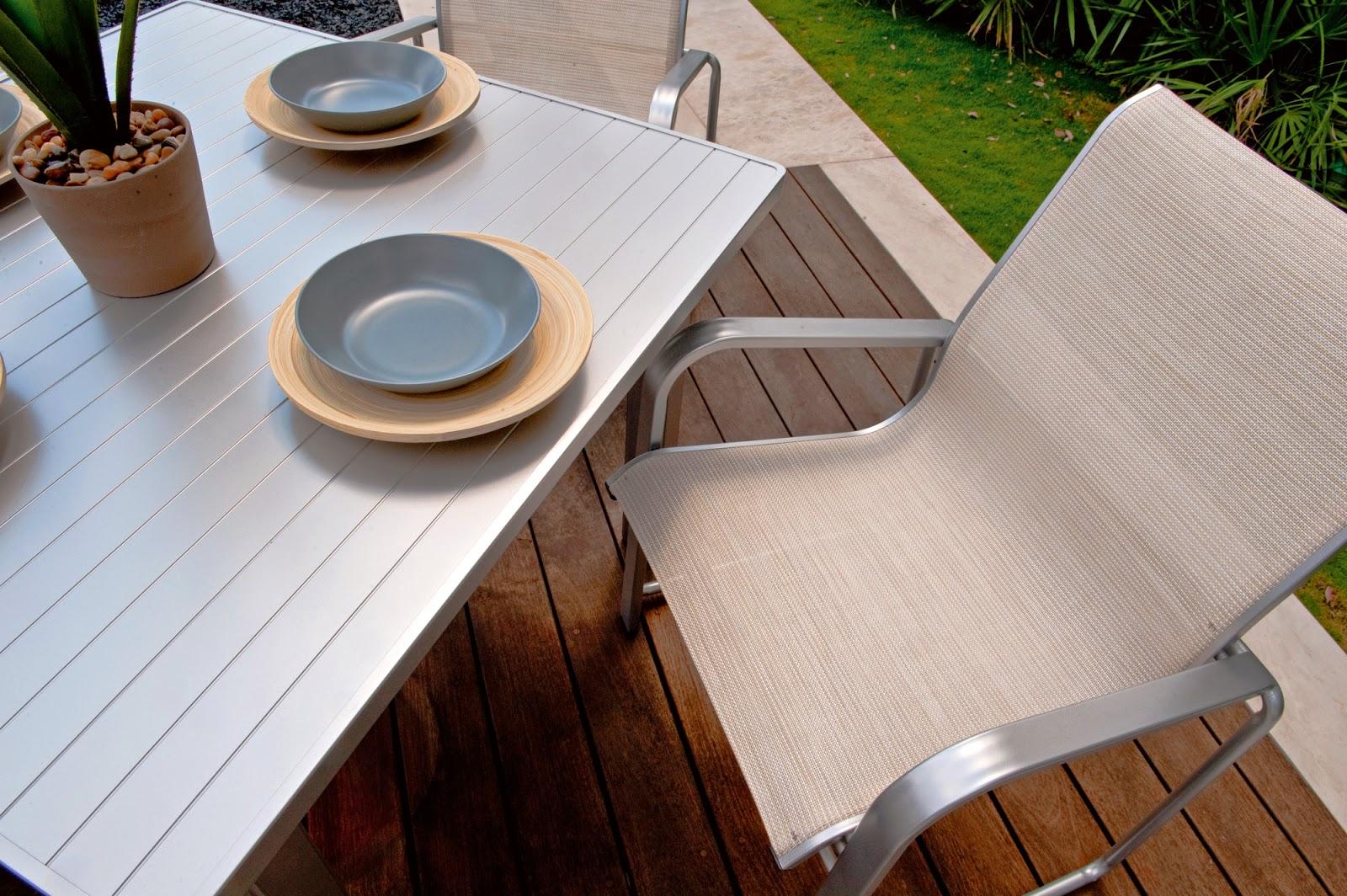 muebles de exteriores - Decoractual - Diseño y Decoración