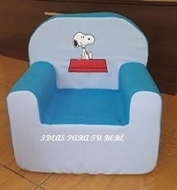 Sillon snoopy