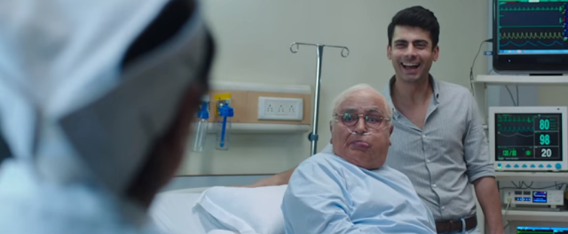 Rishi Kapoor from the movie Kapoor & Sons.